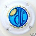 Champagne capsule 8.e 2011, bleu