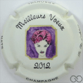 Champagne capsule 40.b Violet