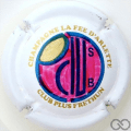 Champagne capsule 8.f 2012, polychrome