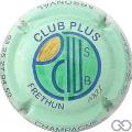 Champagne capsule 8.k 2016, vert