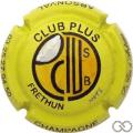 Champagne capsule 8.n PALM,  2019, jaune