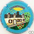 Champagne capsule 77 PALM,  Maison le jour