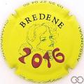 Champagne capsule 70 Bredene 2016