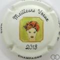 Champagne capsule 40.d Vert