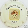 Champagne capsule 40.c PALM,  Gris