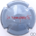 Champagne capsule 50.a La Bergamote, gris