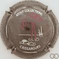 Champagne capsule 32.f Nickel