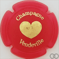 Champagne capsule 4 Opalis, rouge
