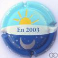 Champagne capsule  En 2003