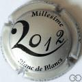 Champagne capsule 14.j Millésime, 2012