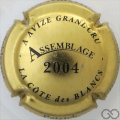 Champagne capsule 8.a Assemblage, 2004