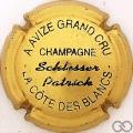 Champagne capsule 8 Or-jaune et noir