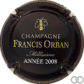 Champagne capsule 6 Millésime, 2008
