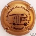 Champagne capsule A1.h O-bronze et noir