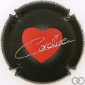 Champagne capsule 8 Cuvée Caroline 2015