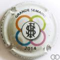 Champagne capsule 1.a Grande semaine, 2014