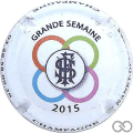 Champagne capsule 1.b Grande semaine, 2015