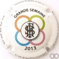 Champagne capsule 1 Grande semaine, 2013
