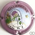 Champagne capsule 19 2012-2018, PALM