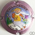 Champagne capsule A2 PALM 2018, Le petit Prince