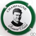 Champagne capsule 3.d Contour vert