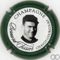 Champagne capsule 2 Contour vert
