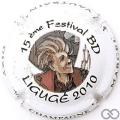 Champagne capsule 39.c Ligugé, 2010