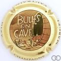 Champagne capsule 82.e Plaqué or