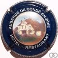 Champagne capsule 170 Auberge de Condé-en-Brie