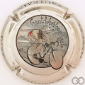 Champagne capsule A53.d Nickel