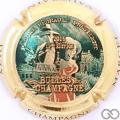 Champagne capsule 128.g Doré à l'or fin