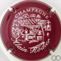 Champagne capsule 3.a Bordeaux et crème