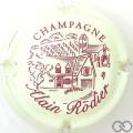 Champagne capsule 3 Crème et rouge