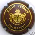 Champagne capsule 66.c Bordeaux foncé