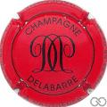 Champagne capsule 2.a Rouge et noir