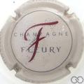 Champagne capsule 21 Gris, F bordeaux