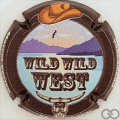Champagne capsule A16 Wild Wild West