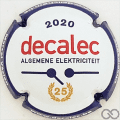 Champagne capsule 103.b Decalec 2020