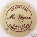 Champagne capsule 8 Cuvée du cinquantenaire