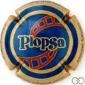 Champagne capsule 108.a Plopsa, bleu