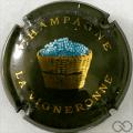Champagne capsule 6.a Vert foncé, grand panier