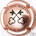 Champagne capsule 6 Rosé et noir