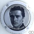 Champagne capsule 17.ca Alain Delon