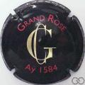 Champagne capsule 43.a Jéroboam, Grand Rosé