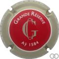 Champagne capsule 49.a Grande réserve