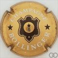 Champagne capsule 24 Or brillant