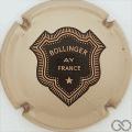 Champagne capsule 40 Jéroboam, ocre