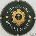 Champagne capsule 25 Vert foncé