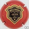 Champagne capsule 51.b Rouge, 32mm