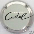 Champagne capsule 5.c Contour métal